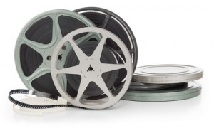 Film Reels Stock Pic